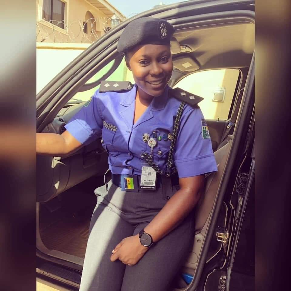 Meet Iwanger Ifeoma Akaya; The First Female ADC to a Sitting Governor in Nigeria 3