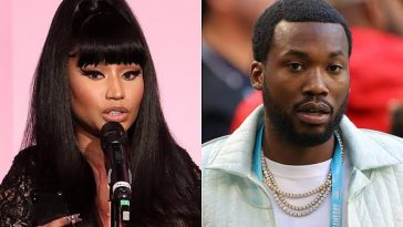 Nicki Minaj Attacks Meek Mill, Says He Is 'Obsessed' With Her And He Beats Women 7