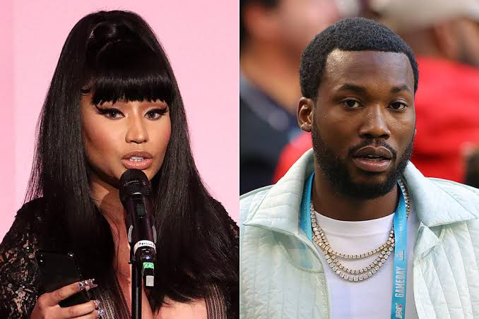 Nicki Minaj Attacks Meek Mill, Says He Is 'Obsessed' With Her And He Beats Women 1