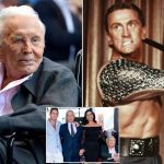 Hollywood Legend And Spartacus Actor, Kirk Douglas Dies At Age Of 103 28