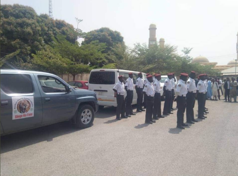 Amid Amotekun Controversy, North Launches Own Security Outfit 'Operation Shege-Ka-Fasa' 2