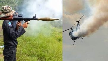 Over 250 Confirmed Dead As Bandits Shoot Nigerian Police Helicopter In Kaduna 12