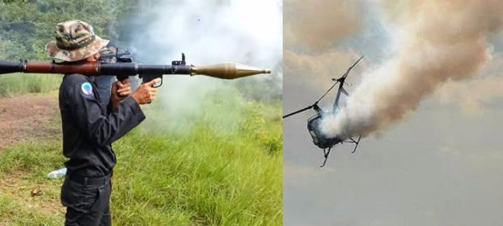 Over 250 Confirmed Dead As Bandits Shoot Nigerian Police Helicopter In Kaduna 1