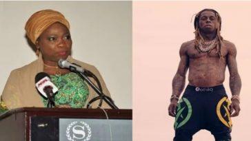 """We Look Forward To Welcoming You Home"" - Nigerian Govt Tells American Rapper, Lil Wayne 7"