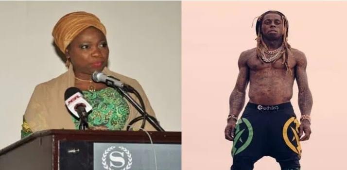 """We Look Forward To Welcoming You Home"" - Nigerian Govt Tells American Rapper, Lil Wayne 1"