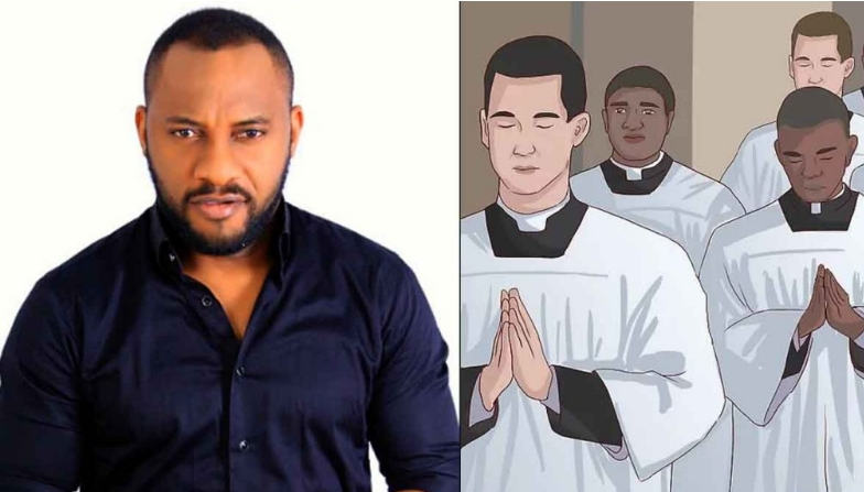 Actor Yul Edochie Says It's Best To Allow Catholic Priests To Get Married 1