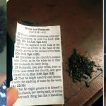 Woman Smokes With Bible Verse Asking Wives To Be Submissive To Their Husbands [Photos] 28