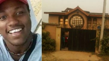 23-Year-Old Drug Addicted Son Stabs His Parents To Death, Leaves His Sister Critically Injured In Lagos 1