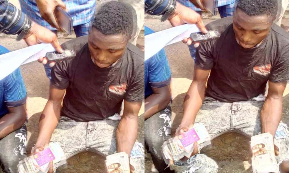 29-Year-Old Suspect Reveals New Method He Uses To Steal People's Money From ATM Machines 1