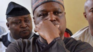 Supreme Court Upholds 12 Years Imprisonment For Taraba Ex-Governor, Jolly Nyame 6