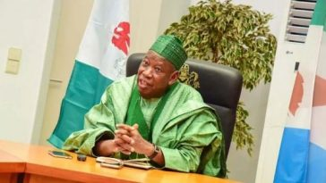 Kano Doesn't Need Northern Security Outfit 'Operation Shege Ka Fasa' - Governor Ganduje 3