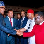Buhari, Uzodinma And Ayade Travels To Addis Ababa For AU Meeting In Ethiopia [Photos] 28