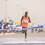 Kenyan Runner, David Barmasai Tumo Breaks 4 Years Record To Win Lagos City Marathon 27