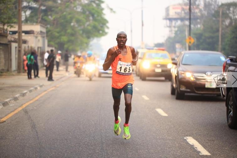 Kenyan Runner, David Barmasai Tumo Breaks 4 Years Record To Win Lagos City Marathon 1
