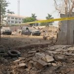 Pandemonium As Bomb Explosion Rocks Ekiti Government House [Photos] 28