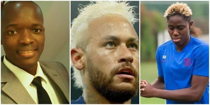 Nigerian Evangelist, Victor Edet Declares That Asisat Oshoala, Neymar, Others Won't Make Heaven 1