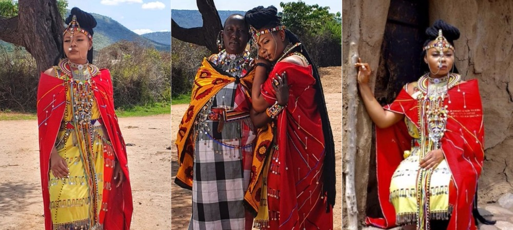 Nigerian Singer, Yemi Alade Reveals A Kenyan Man Offered 20 Cows For Her Hand In Marriage 1