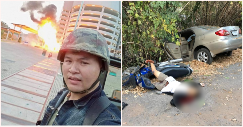 Thailand Soldier goes on rampage, kills commander and 21 others, takes 19 hostage 6