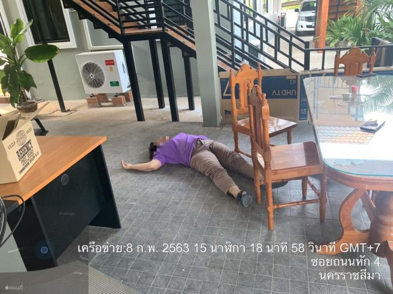 Thailand Soldier goes on rampage, kills commander and 21 others, takes 19 hostage 2