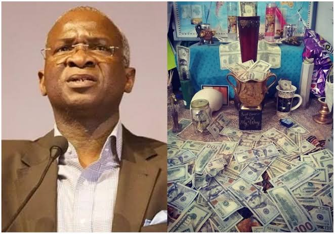 Fashola Accuses Nollywood Of Promoting Money Rituals, Kidnapping With Their Movies 1