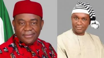 EFCC Probes Abia Ex-Governor, Theodore Orji And His Son Over Diversion Of N525 Billion 7