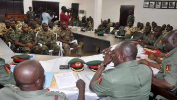 Nigerian Army Sentences Three Soldiers To 10 Years Imprisonment For Killing Colleague In Abuja 7