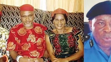 Nnamdi Kanu Parents' Will Not Be Buried If IPOB Attends Or Participate In The Burial – Police 5