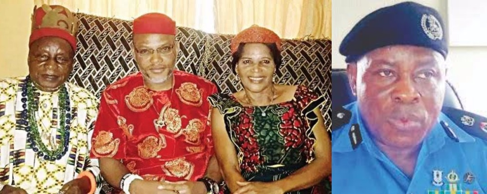 Nnamdi Kanu Parents' Will Not Be Buried If IPOB Attends Or Participate In The Burial – Police 1