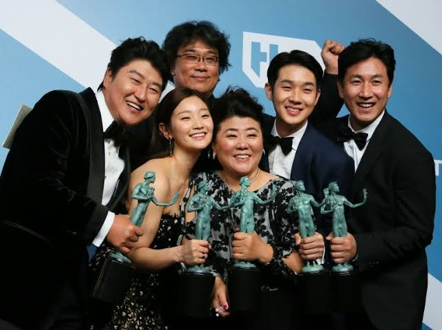 South Korean Movie 'Parasite' Makes History At Oscars 2020 - See Full List Of Winners 1