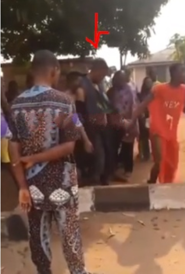 Nigerian Polytechnic SUG President Caught During Aiye Cult Meeting In Full Regalia [Video] 2