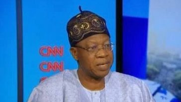 Approval Of $500 Million Loan Will Help NTA To Compete With CNN - Lai Mohammed 4