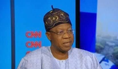 Approval Of $500 Million Loan Will Help NTA To Compete With CNN - Lai Mohammed 1