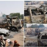 30 Persons Killed As Boko Haram Insurgents Abducts Passengers On Maiduguri-Damaturu Highway 28