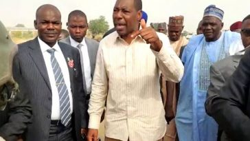 Governor Zulum Blames Nigerian Army For Boko Haram's Killing Of Over 30 Travellers In Borno 6