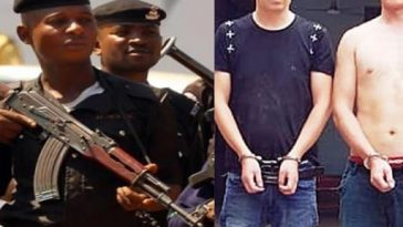2 Chinese Men Arrested In Lagos For Allegedly Raping Their Male Colleague While Asleep 5