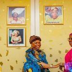 Patience Jonathan Meets Aisha Buhari In Aso Rock To Discuss Involvement Of Women In Politics 29