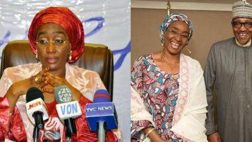 Sadiya Umar Farouq Finally Speaks On Her Alleged Viral Marriage To President Buhari [Video] 4
