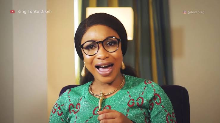 """Any Relative Who Hates And Disrespects Your Mother Should Be Avoided"" - Tonto Dikeh Advices 1"