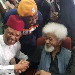"""Sir, You Are The Patron Of Criminals Club"" - Senator Shehu Sani Tells Wole Soyinka [Video] 8"