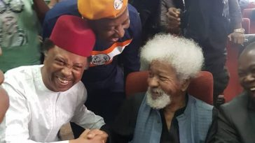"""Sir, You Are The Patron Of Criminals Club"" - Senator Shehu Sani Tells Wole Soyinka [Video] 2"