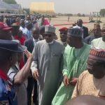 Boko Haram Insurgents Hits Maiduguri Again Immediately After Buhari's Condolence Visit 28