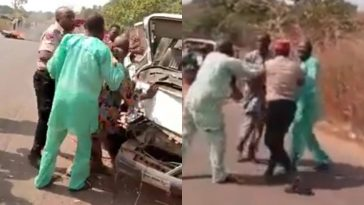 Six People Dies As FRSC Causes Accident While Chasing A Commercial Bus In Oyo State [Video] 3