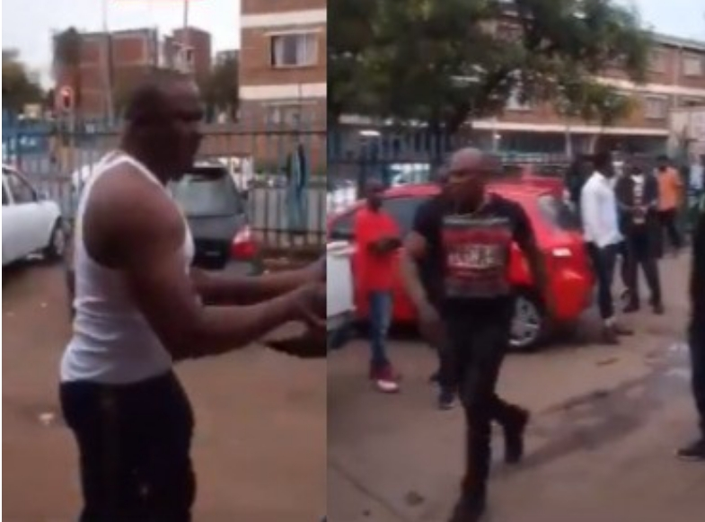 Imo Youths Set Man's House Ablaze For Killing His Cousin During Fight In South Africa [Video] 1
