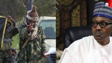Shekau Warns Buhari Never To Set Foot In Borno Again, Gives Condition For Release Of Chibok Girls 5