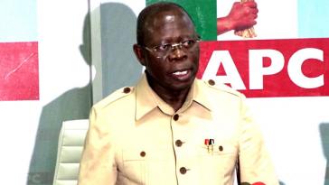 Adams Oshiomhole Says He Won't Accept Returning As APC National Chairman Again 3