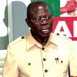 """""""There Will Be No Government In Bayelsa From Friday"""" - Adams Oshiomhole Declares [Video] 27"""