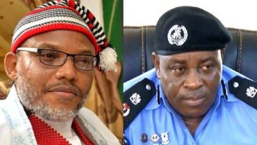 Nnamdi Kanu Apologises For Threatening To Hunt Down Children Of Abia Police Commissioner 2