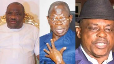 Governor Wike, PDP Warns Oshiomhole Over His Comments On Supreme Court Bayelsa Verdict 5