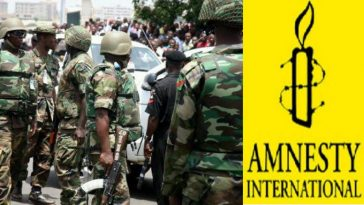 Nigerian Army Accused Of Detaining Innocent People, Burning Houses And Villages In Maiduguri 12