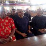 Peter Obi, Enyinnaya Abaribe, Victor Umeh Attends Burial Of Nnamdi Kanu's Parents In Abia 27